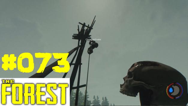 #73 | Der Ausblick aufm Hochsitz | Let's Play The Forest