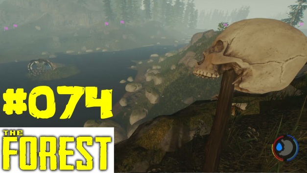 #74 | Die Rückkehr zum Cockpit | Let's Play The Forest