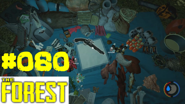 #80 | Pistole endlich zusammenbauen | Let's Play The Forest
