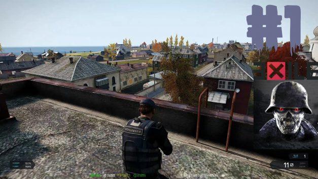 #1 | Willkommen auf Chernarus | Let's Play Arma 3 – Exile – Zombieland