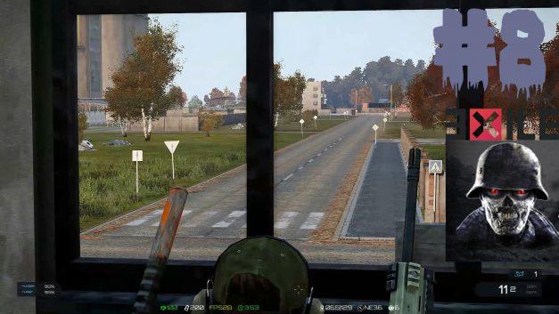 #8 | Langsam wieder raus trauen | Let's Play Arma 3 – Exile – Zombieland
