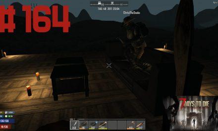 S1E164 | Dach ausgebaut | Let's Play 7 Days To Die