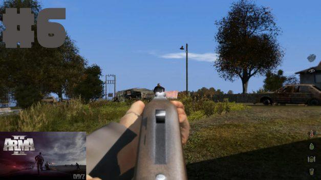 #6 | Die Jagd ist eröffnet | Let's Play Arma 2: DayZ Mod
