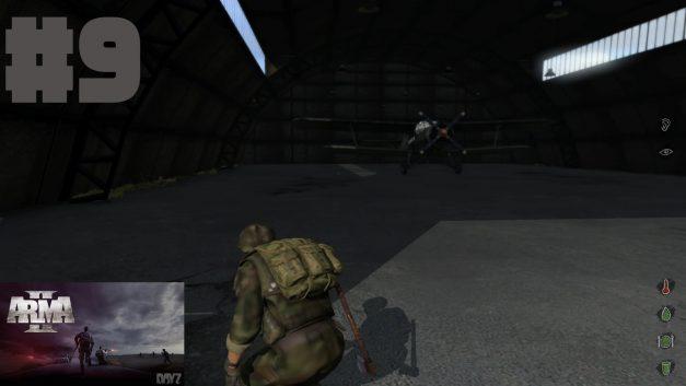 #9 | Flugzeug gefunden | Let's Play Arma 2: DayZ Mod