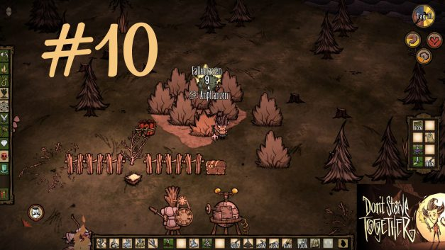 #10   Nahrung anpflanzen   Let's Play Don't Starve Together