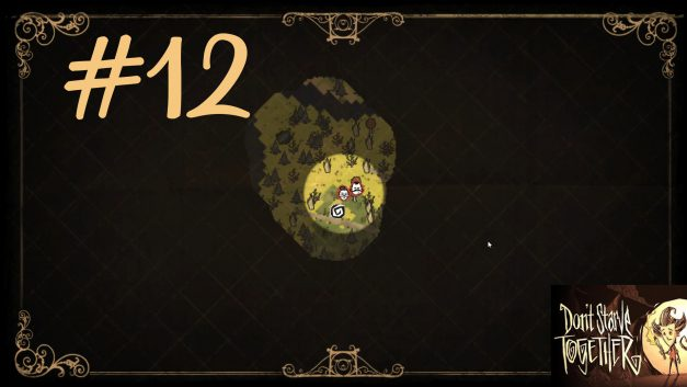 #12   Orientierung finden   Let's Play Don't Starve Together