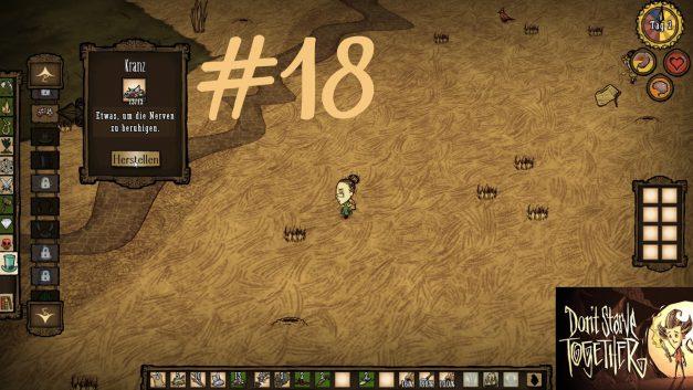 #18   Kranz binden   Let's Play Don't Starve Together