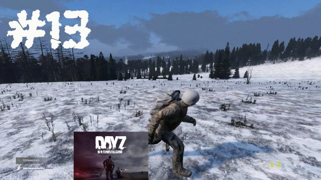#13 | Winter in Chernarus | Let's Play DayZ Standalone