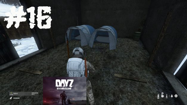 #16 | Lager gefunden | Let's Play DayZ Standalone