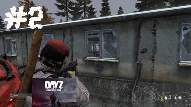 #2 | Erster Kontakt | Let's Play DayZ Standalone