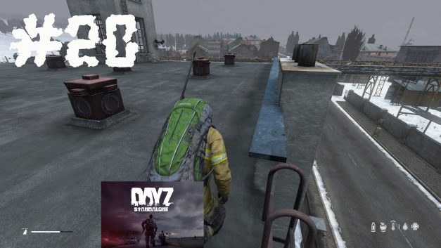 #20 | Alleine in Lumber Mill | Let's Play DayZ Standalone