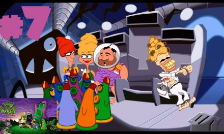 #7 | Schönheitswettbewerb | Let's Play Day of the Tentacle Remastered