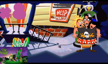 #8 | Dreier Konstellation | Let's Play Day of the Tentacle Remastered