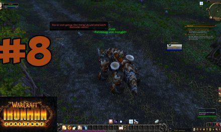 #8 | Kampf im Eschental | Let's Play World of Warcraft Iron Man Challenge [Priester]