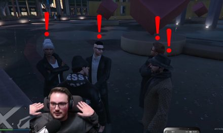 Bedrängt von Bodyguards | GTA-RP Dirty-Gaming | Stream Highlight