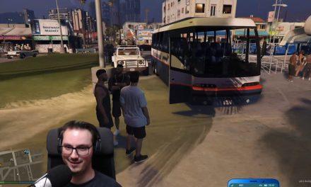 Gestohlenen Bus abgekauft | GTA-RP Dirty-Gaming | Stream Highlight