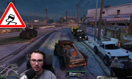Crash in ein anderes Auto | GTA-RP Dirty-Gaming | Stream Highlight