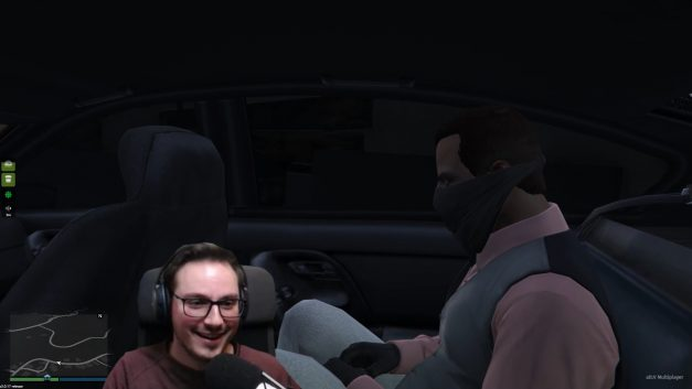 Unbekannter Mann ruft an | GTA-RP Dirty-Gaming | Stream Highlight