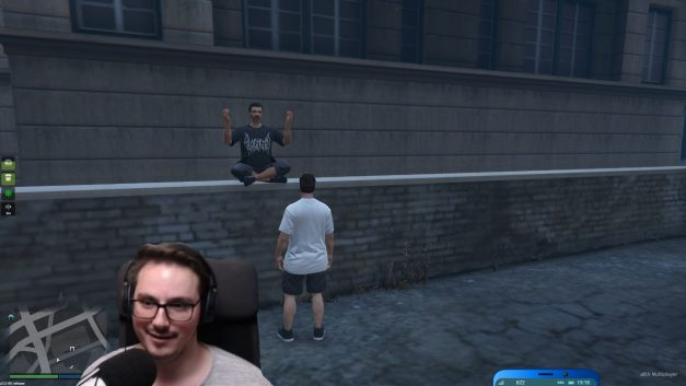"Yoga-Gespräch / ""Malkurs"" 
