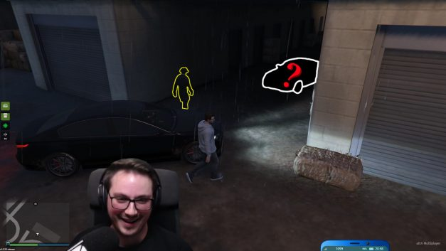Das Geschenk von Mr. Autoteile | GTA-RP Dirty-Gaming | Stream Highlight