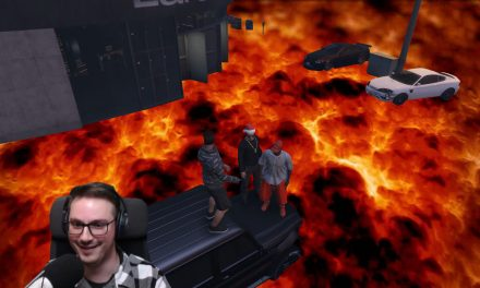Der Boden ist Lava | GTA-RP Dirty-Gaming | Stream Highlight