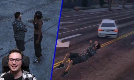Gespräch eskaliert, Schießerei und vom Auto überfahren | GTA-RP Dirty-Gaming | Stream Highlight