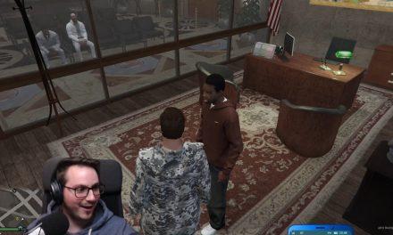 Staatsbürgerschaft erwerben | GTA-RP Dirty-Gaming | Stream Highlight