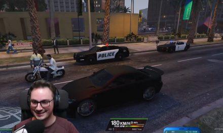 Illegales Straßenrennen | GTA-RP Dirty-Gaming | Stream Highlight